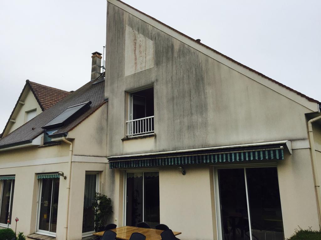 nettoyage de façade, une action esthétique importante