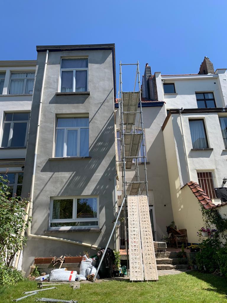 ravalement de façade, clamart et 92, Paris