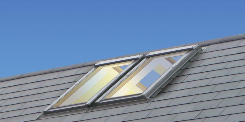 Un velux ou fenêtre de toit, posée par Les Compagnons, couvreurs à Clamart, assure confort et luminosité à vos pièces