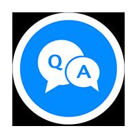 nous sommes disponibles pour vos questions